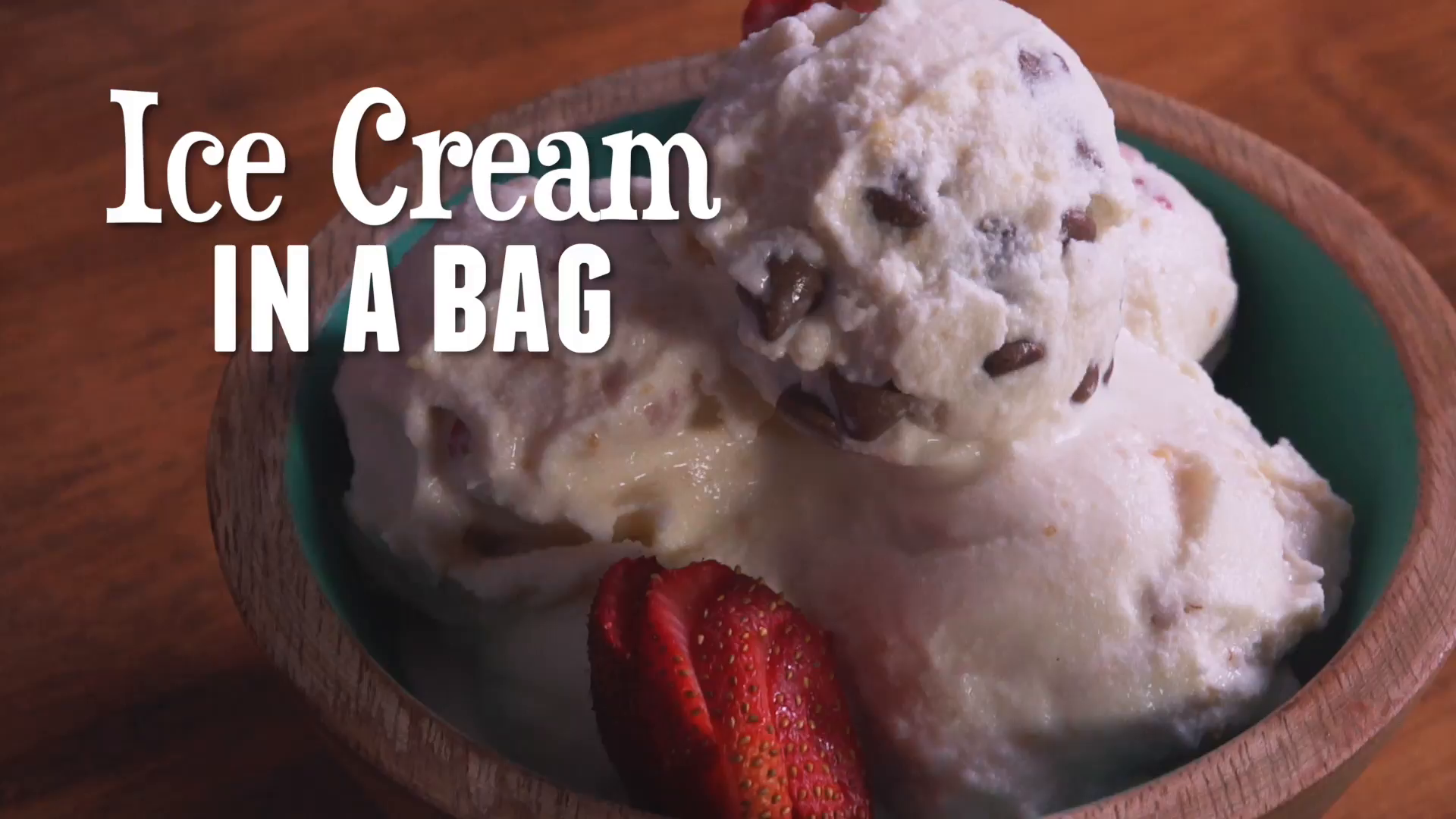 Ice cream in a bag hungry af tastemade ccuart Gallery