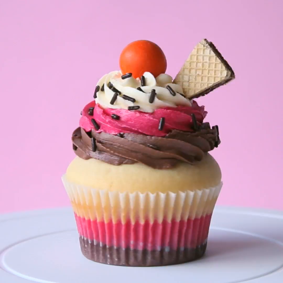 Cup Cake Cake Recipe