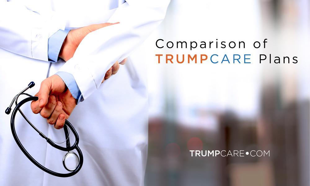 Comparison of Trumpcare Plans