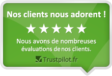 Nos clients nous adorent !