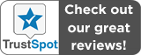 Check out our great reviews from TrustSpot!