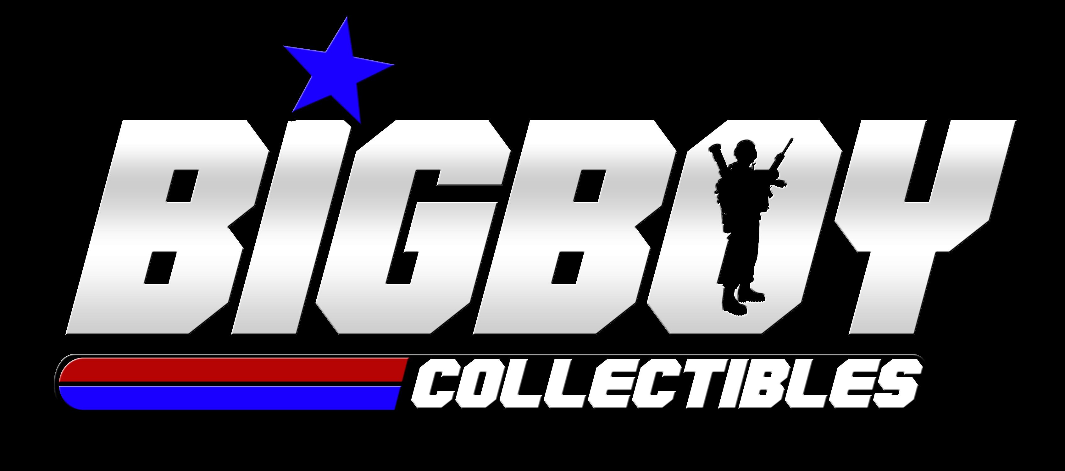 Big Boy Collectibles Logo