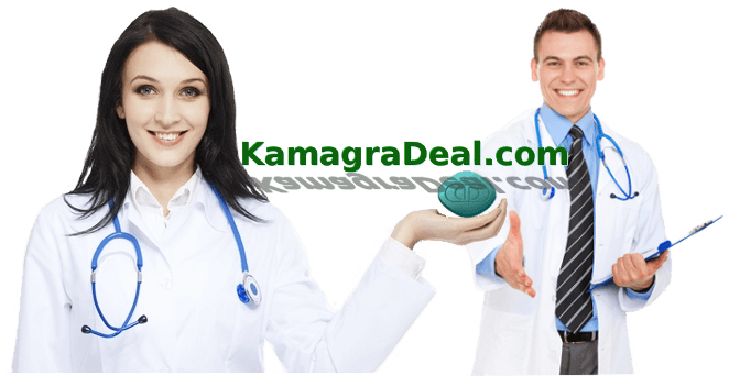 Kamagra UK KamagraDeal Logo