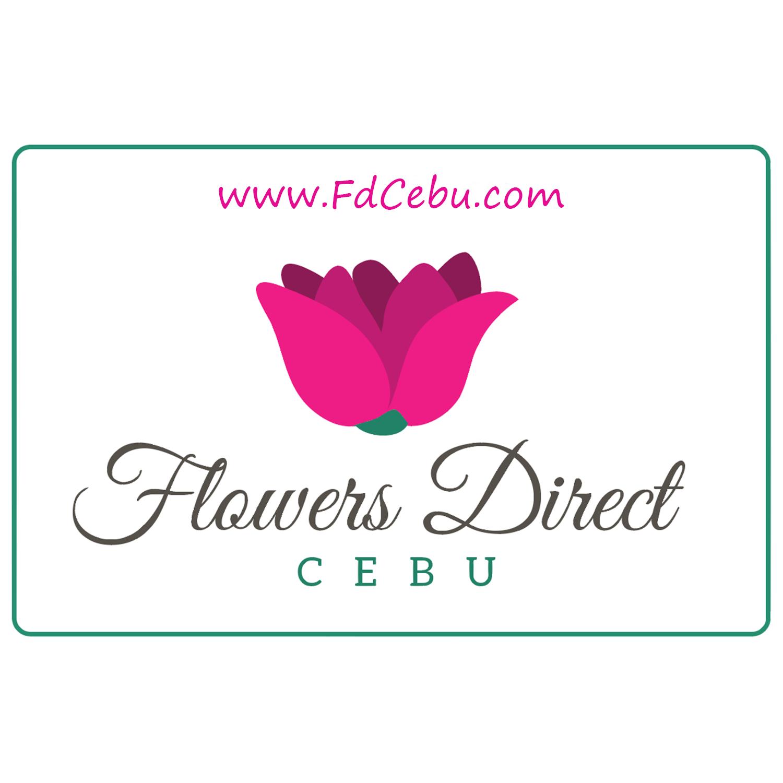 Flowers Direct Cebu Logo
