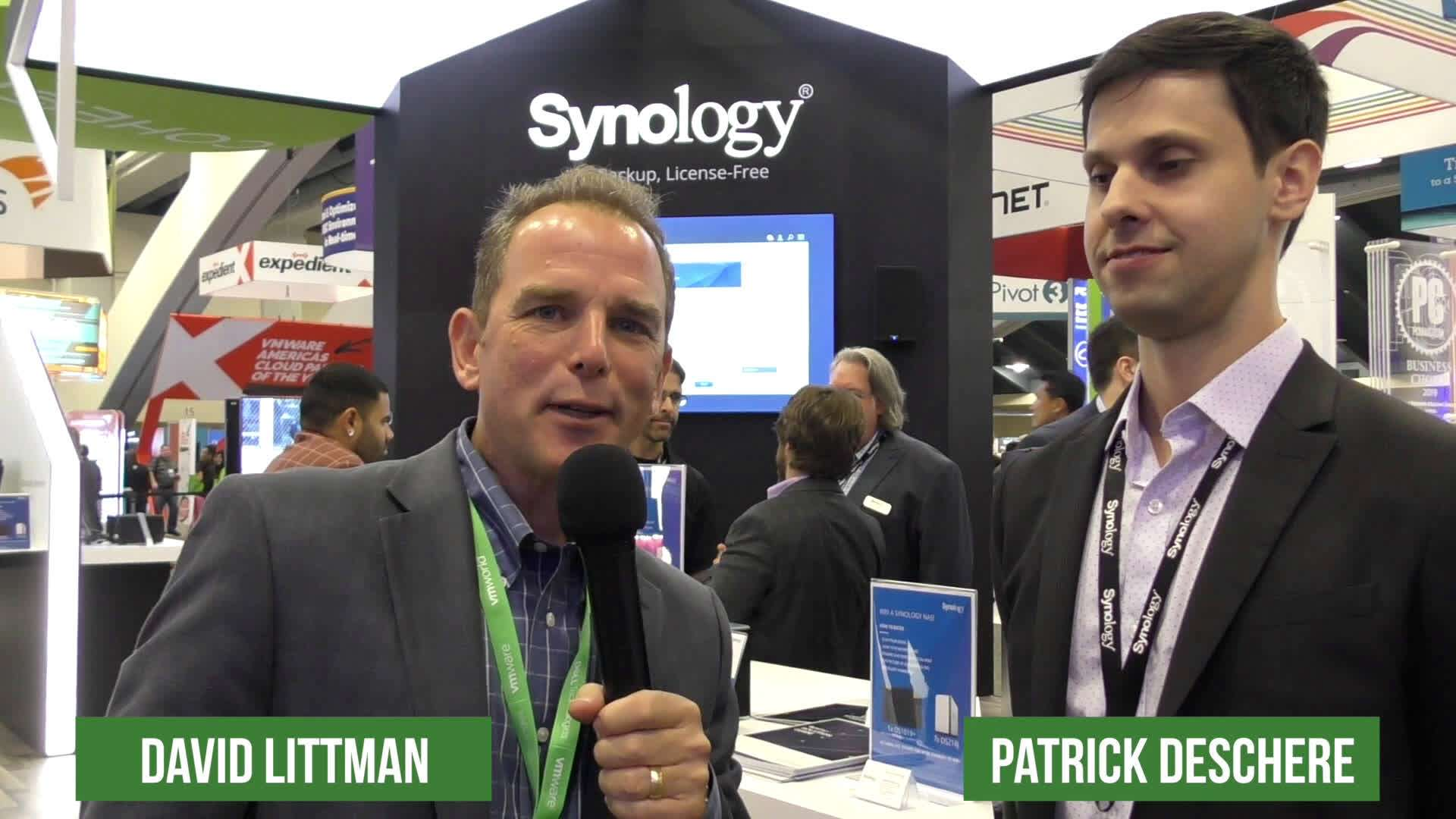 Synology Showcases License-Free Backup for VMware | Truth in