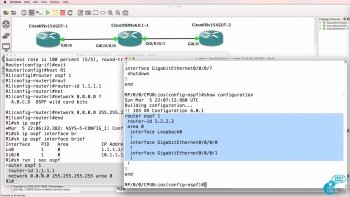 GNS3 Talks: Cisco IOS-XRv import and configuration Part 1: Don't