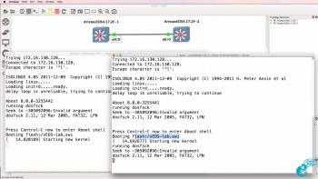 GNS3 Talks: Ostinato Wireshark Captures Part 2: Capture IP Phone CDP