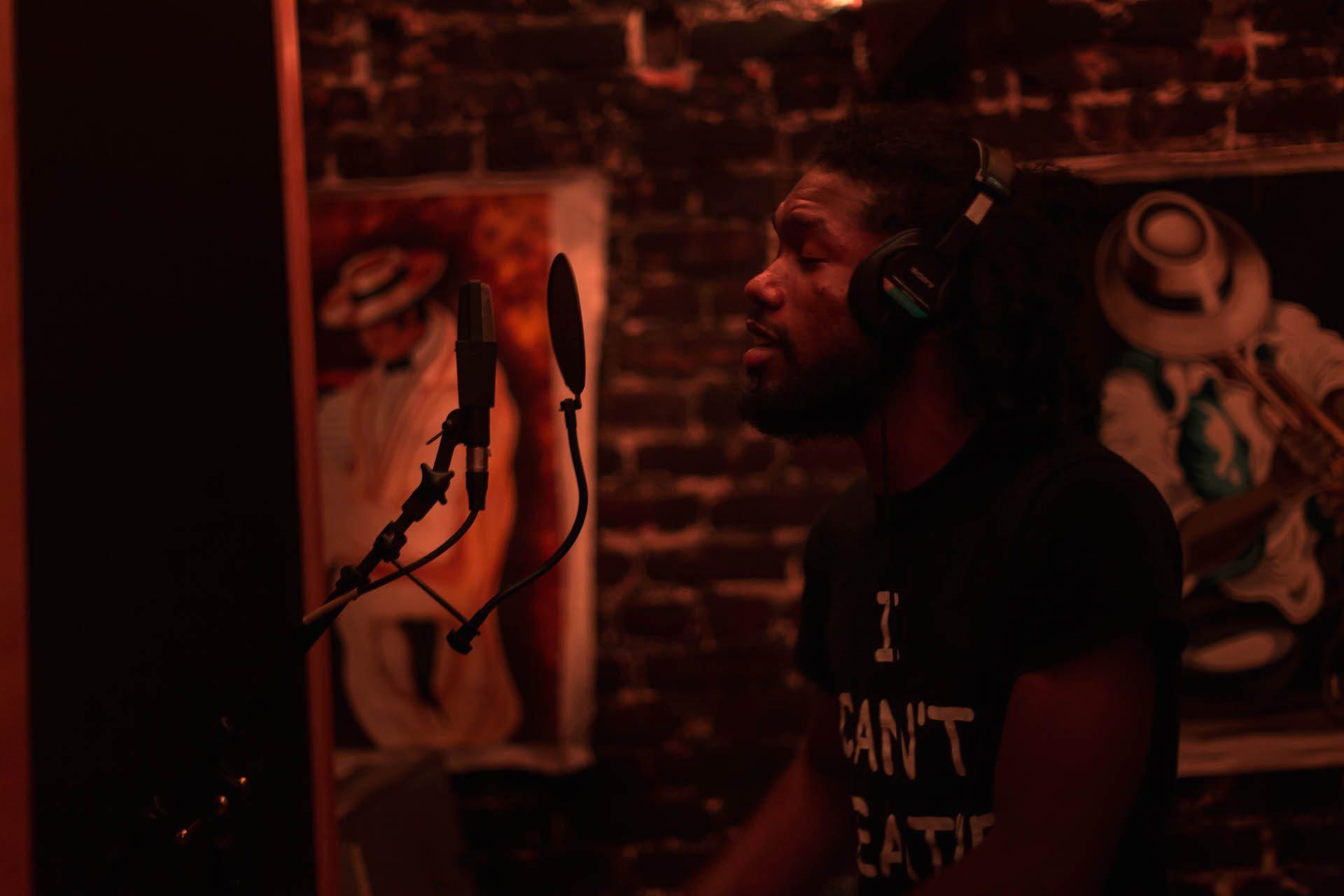 Thomas DaVinci Recording Session _Truth Studios_Nick Breton Photography-1