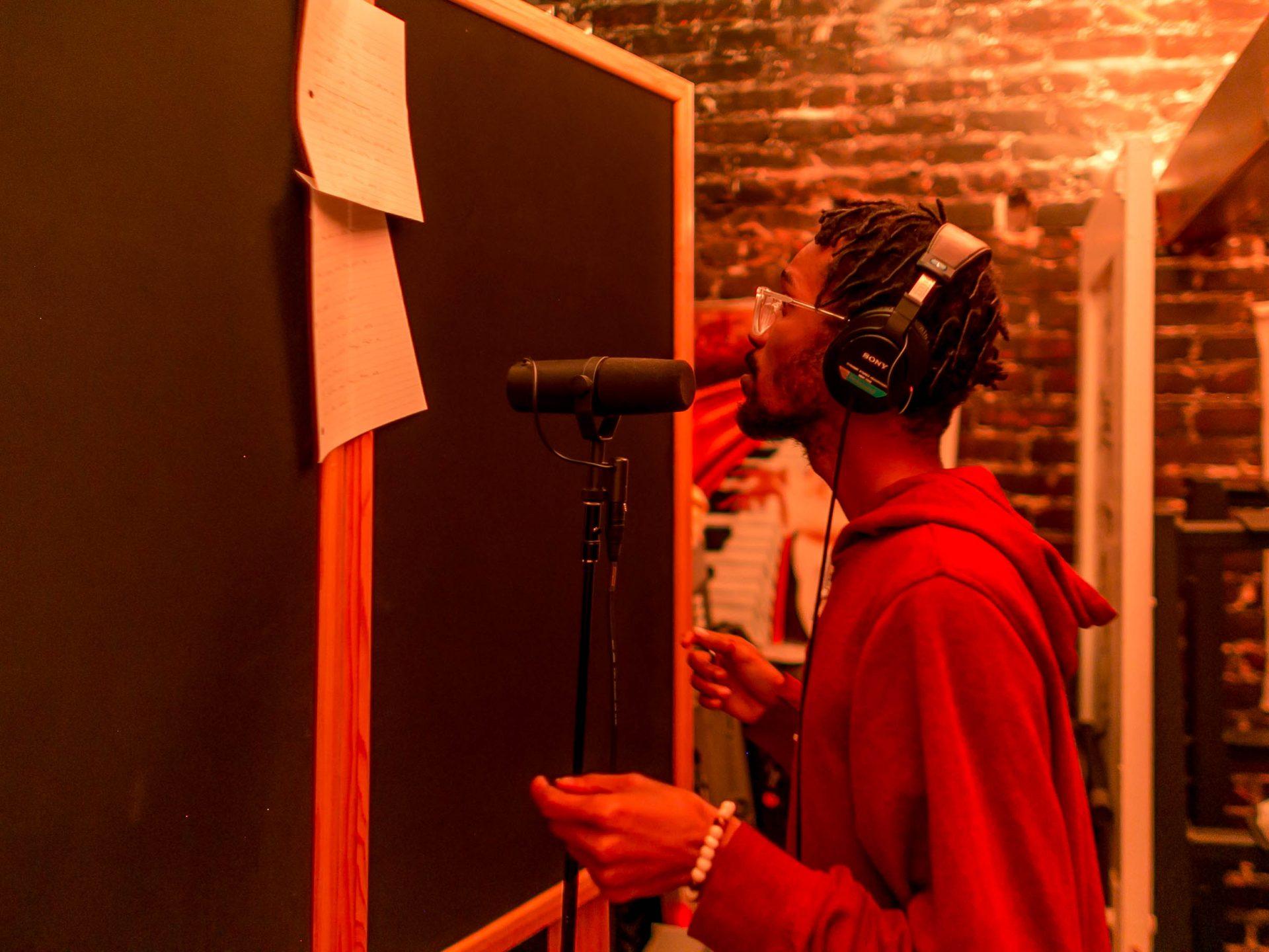 Cam O'bi Recording Session 19 Truth Studios_Nick Breton Photography-2