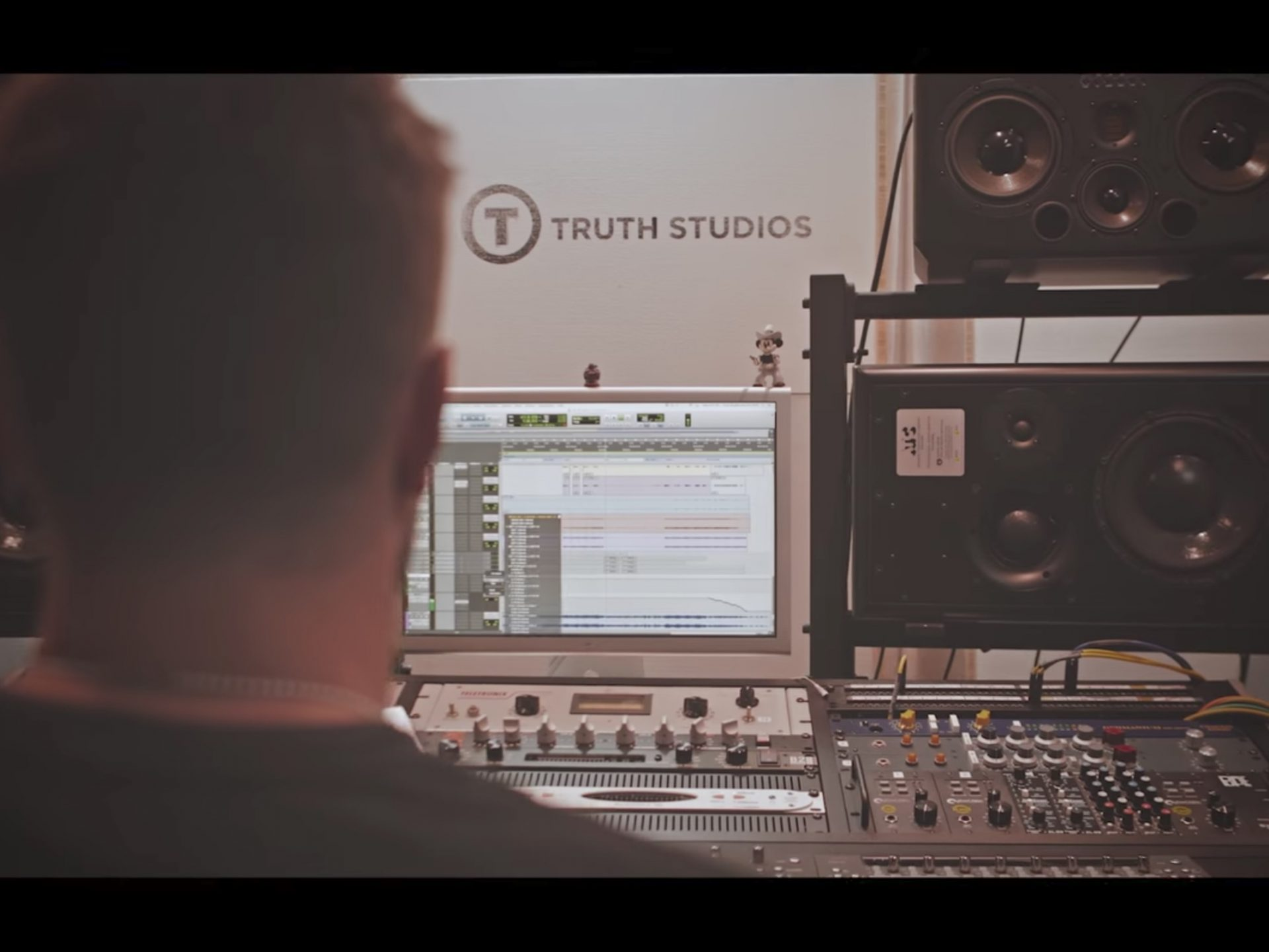 Filming New Truth Studios Virtual Tour