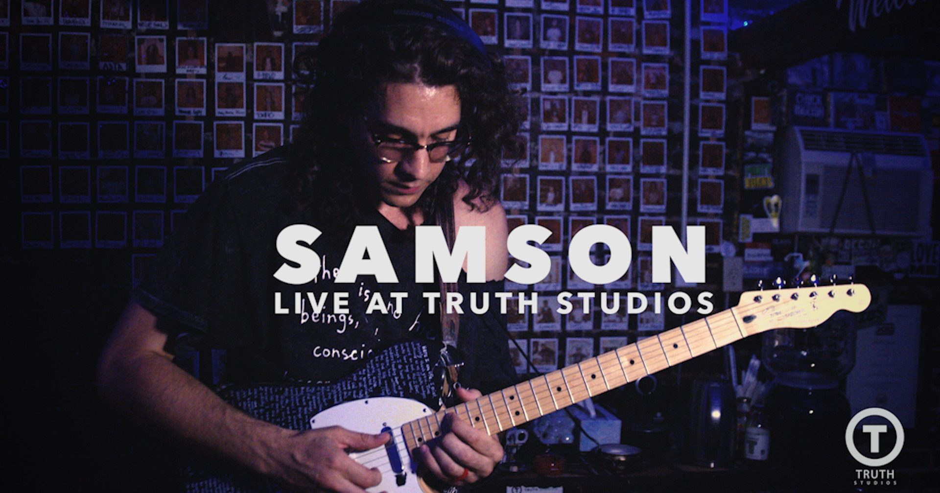 Samson - MakeUp Live at Truth Studios
