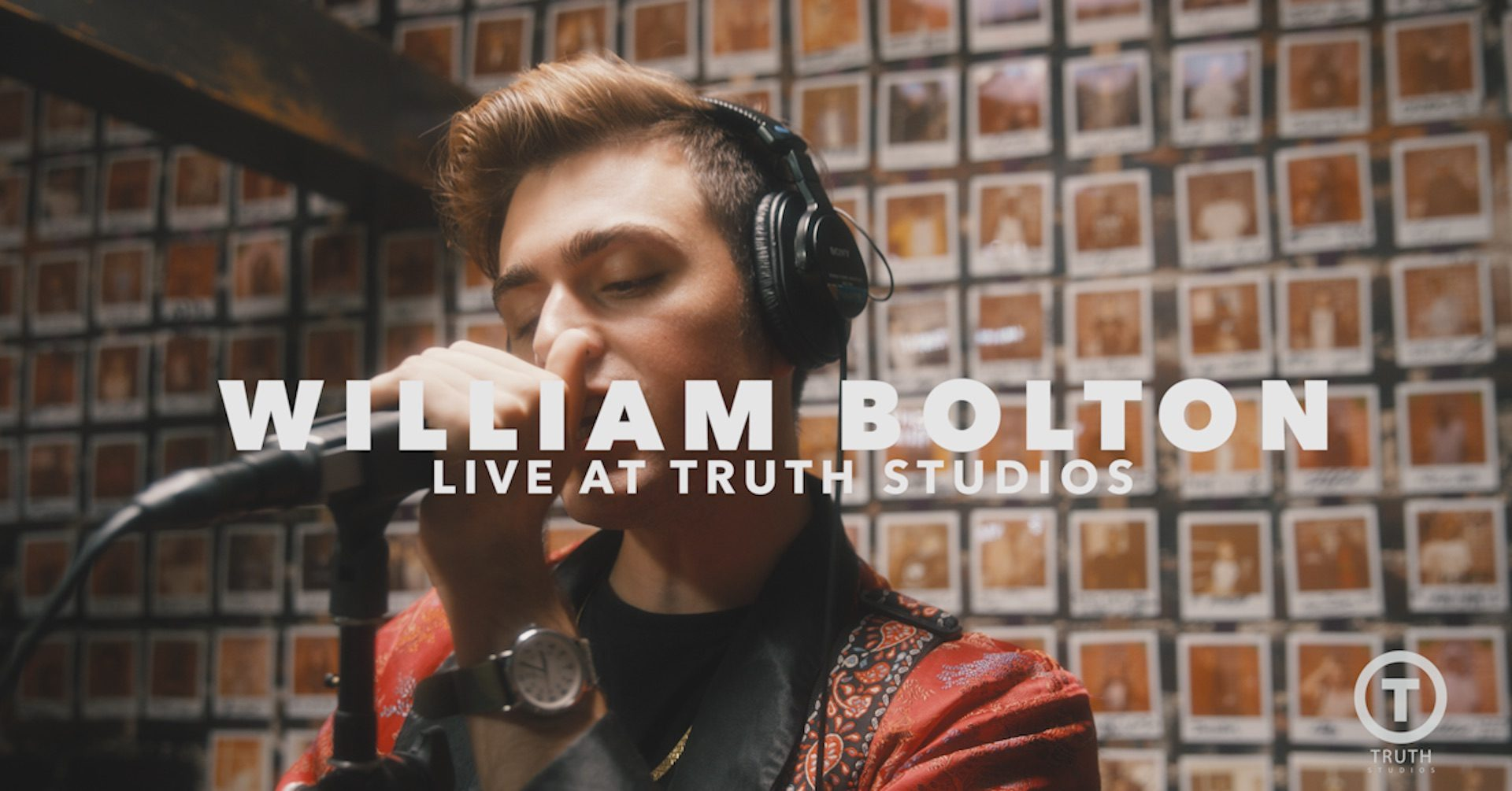 William Bolton - Faded (Live at Truth Studios)