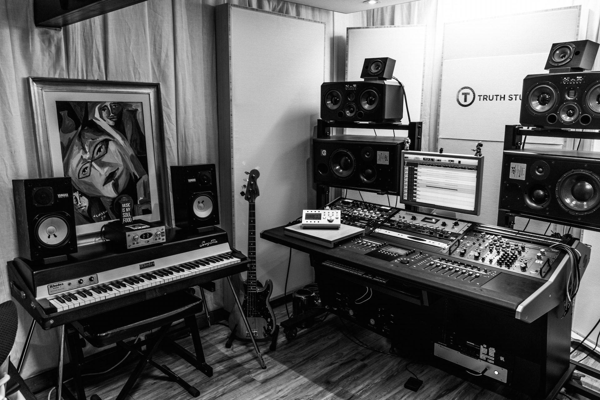 Truth Studios Los Angeles August 2016