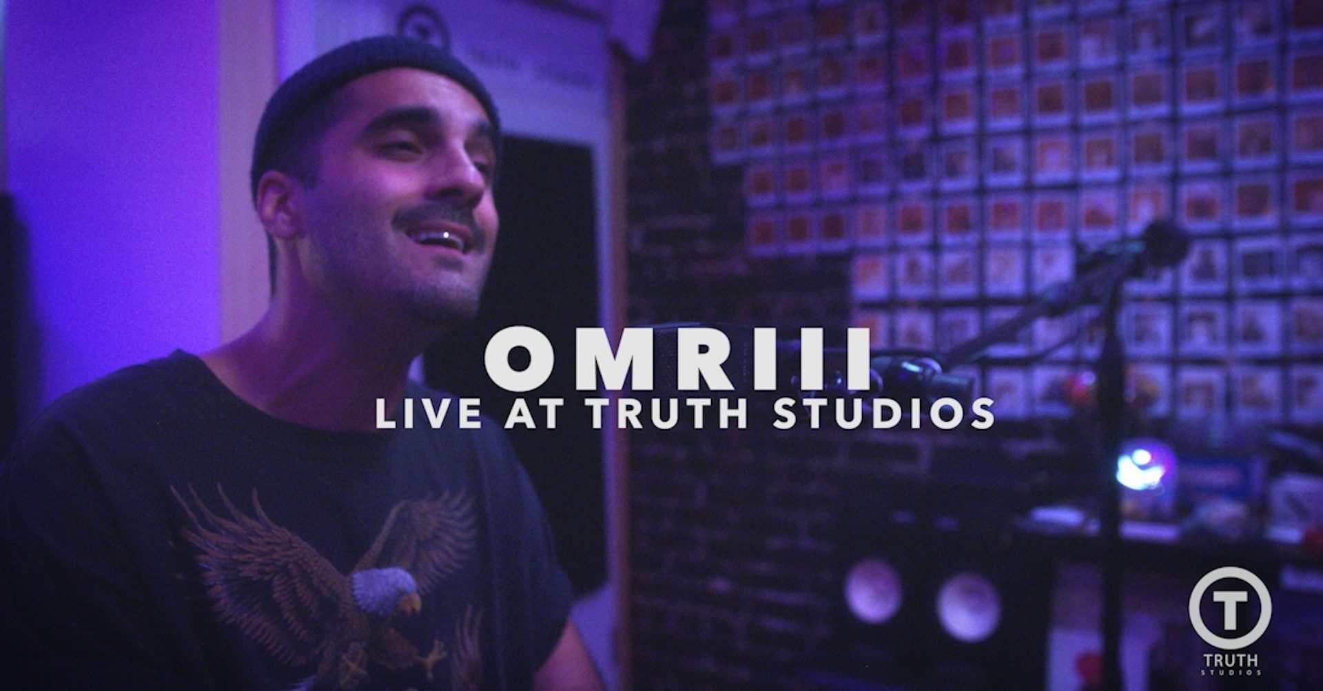 OMRIII - Starting Over (Live at Truth Studios)