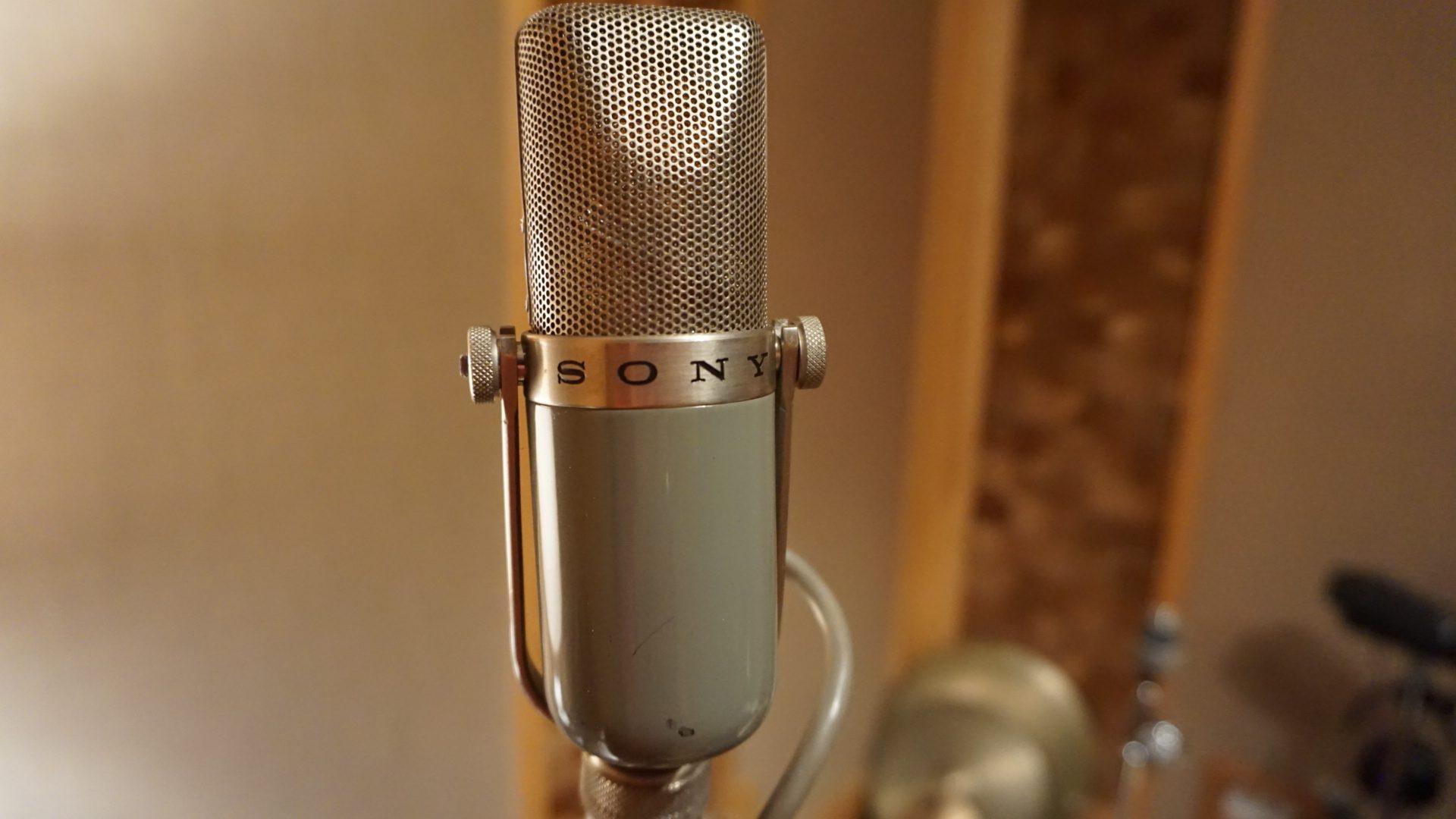 Sony C37a Truth Studios Los Angeles Recording Studio