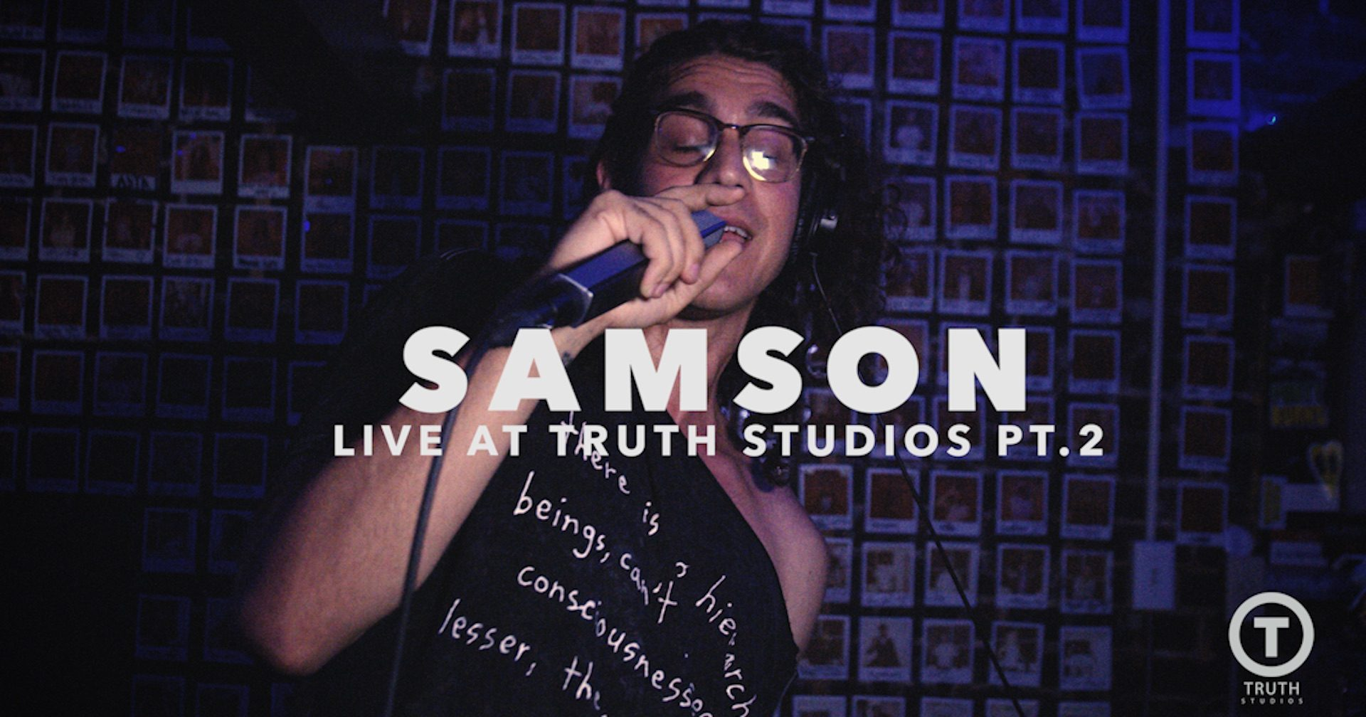 Samson - On The Road (Live at Truth Studios)