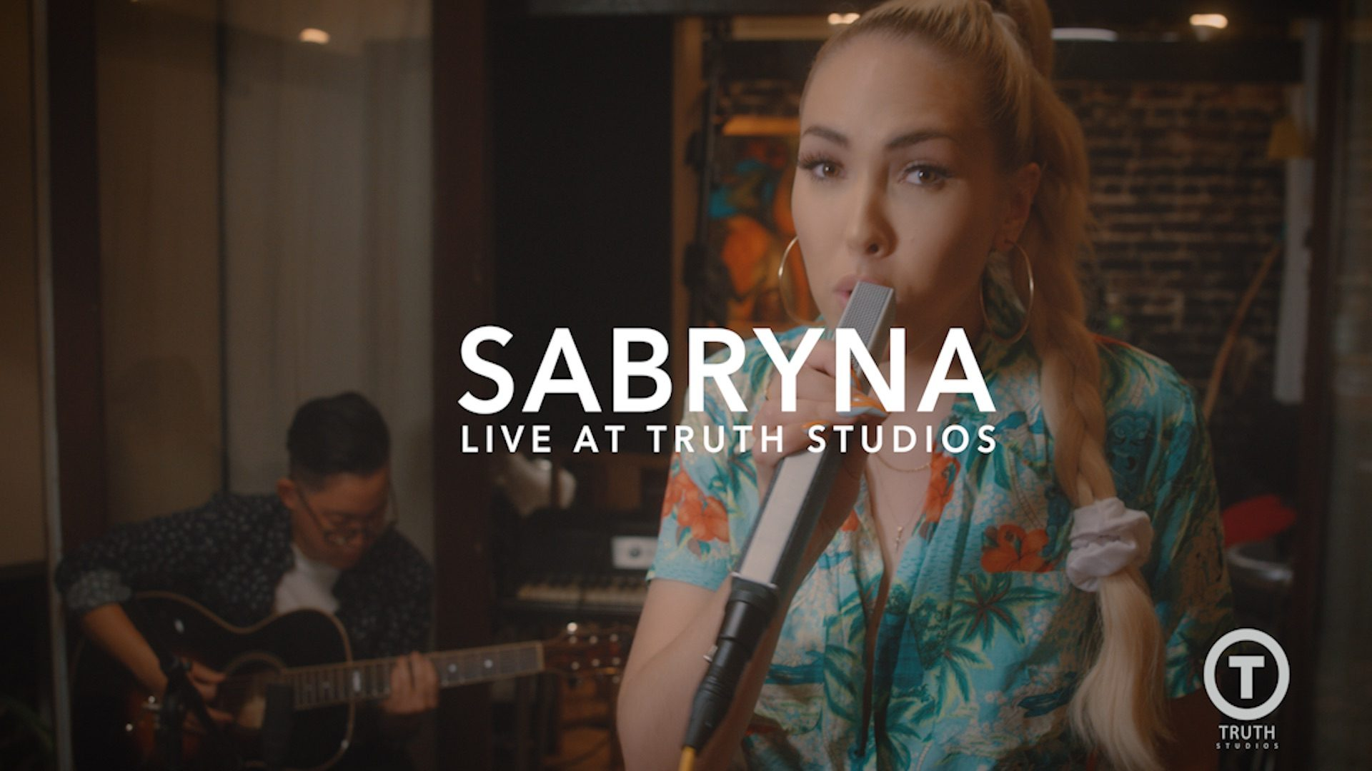 Sabryna - Be The One (#onetake Acoustic)