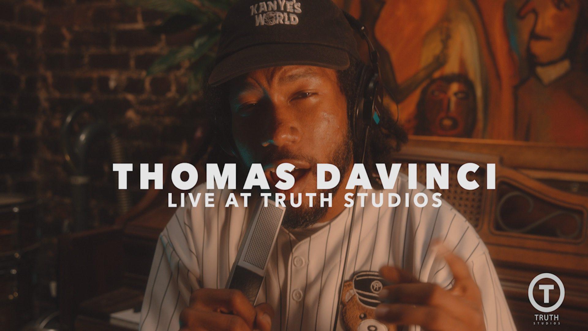 Thomas DaVinci - Love Jones (#OneTake)