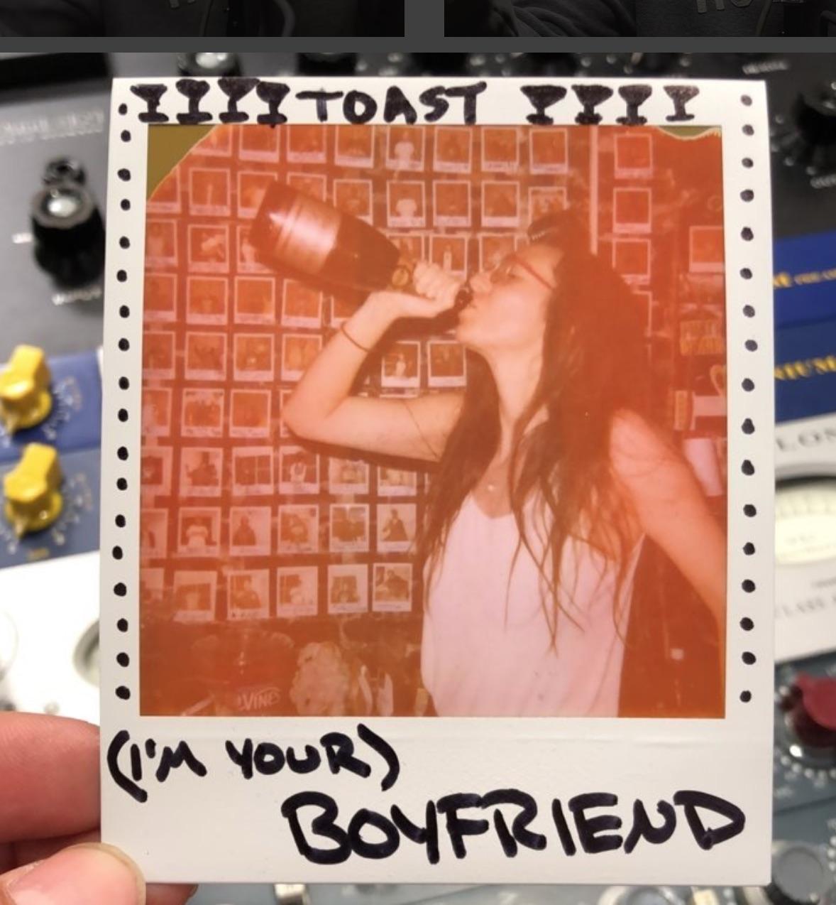 Boyfriend x Maty Noyes Recording Session at Truth Studios