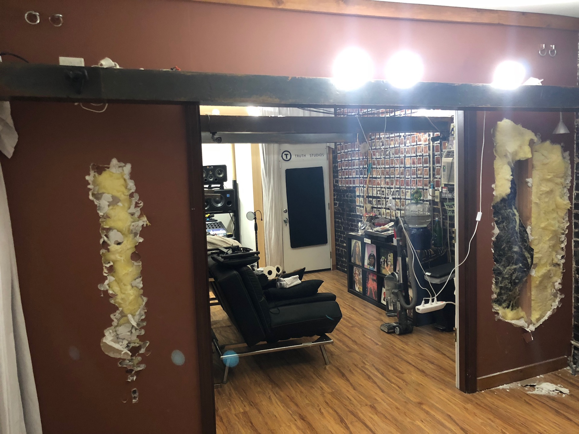 Truth Studios 2018 Remodel Day 1