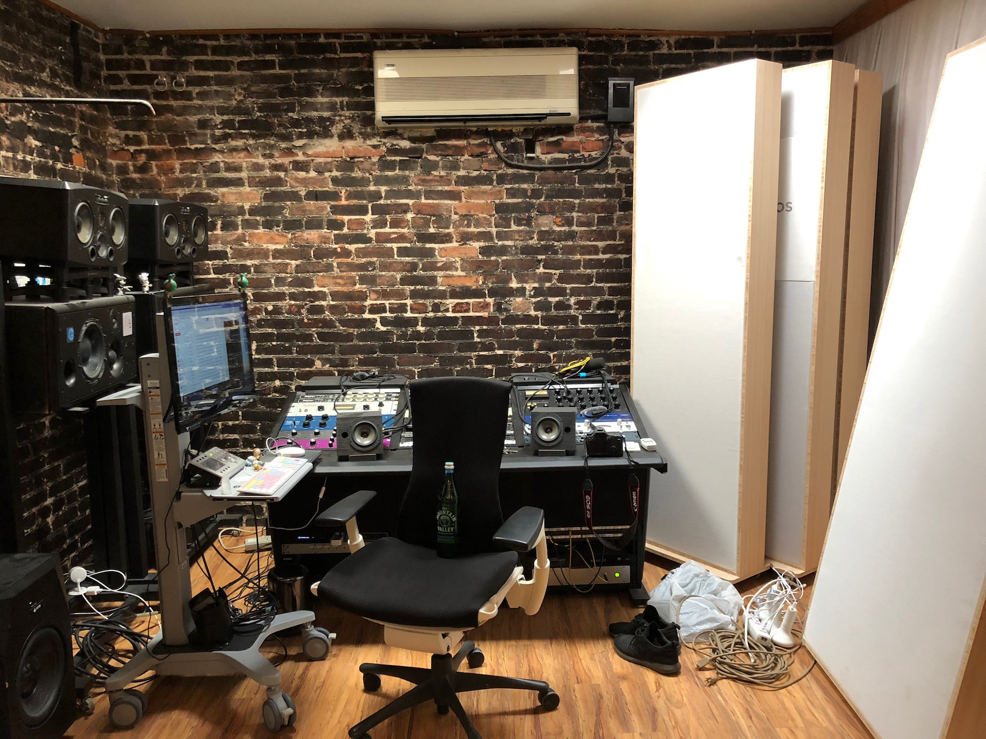 Truth Studios Remodel Progress Update