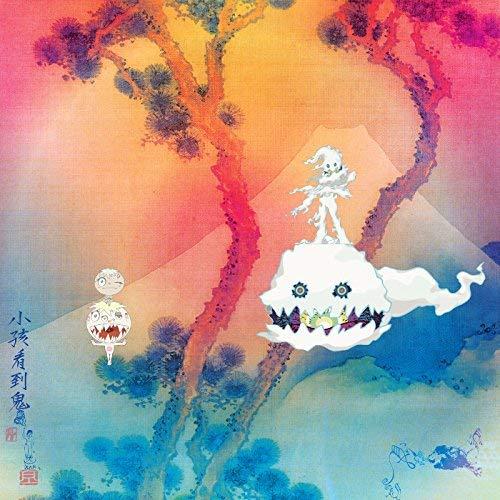 Kid Cudi Cudi Kanye West Kid See Ghost