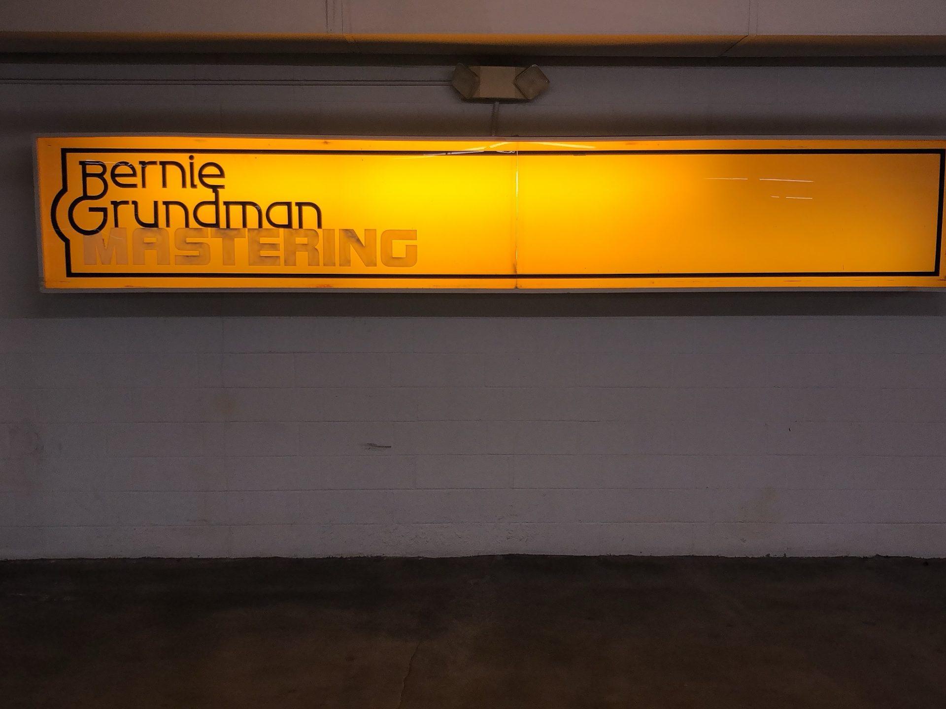 Bernie Grundman Mastering Cam O'bi Singles