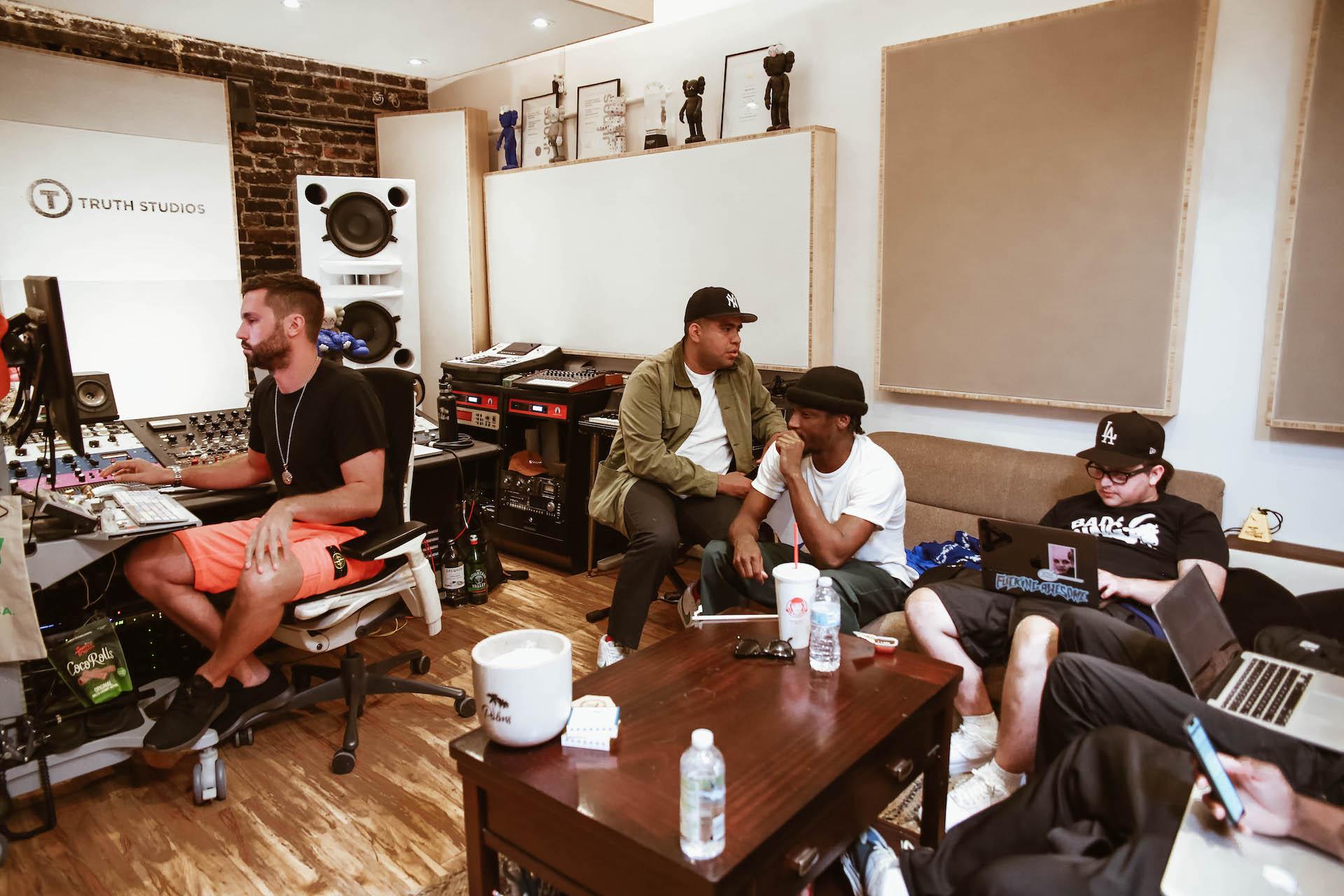 Reggie x Nick Breton Mixing Session #2