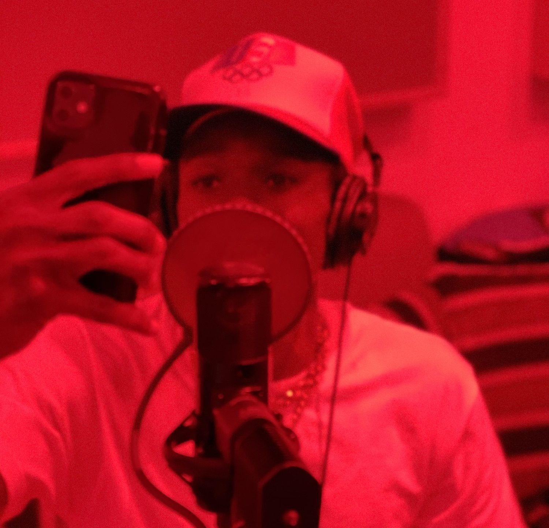 Will Claye Truth Studios Recording Session