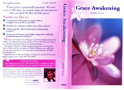 Grace Awakening Audio Workshop by Debbie Tyson