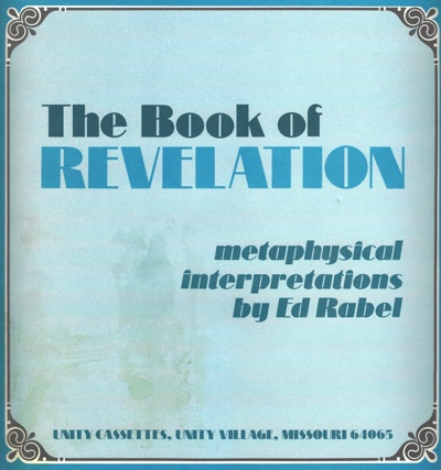 Ed Rabel The Book of Revelation Cover