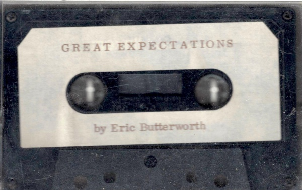 Eric Butterworth Sunday Services — Great Expectations