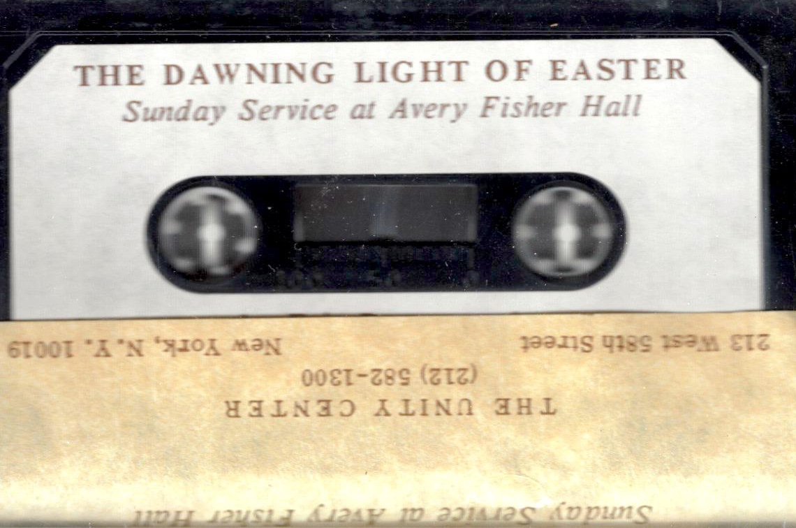 Eric Butterworth Sunday Services — The Dawning Light of Easter