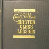 Download PDF of the 1935 edition of Master Class Lessons