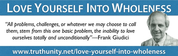 Love Yourself Into Wholeness Banner