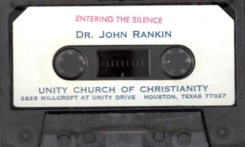 John Rankin Entering The Silence