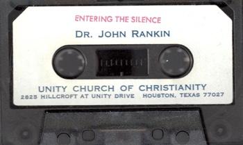 John Rankin Entering The Silence