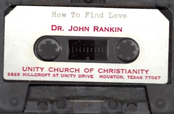 John Rankin How To Find Love