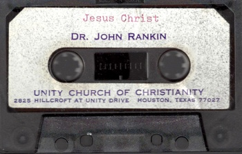 John Rankin Jesus Christ