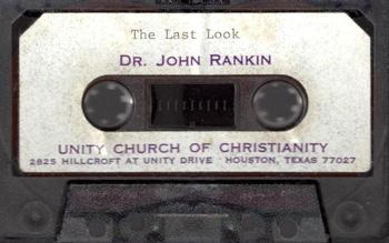 John Rankin The Last Look
