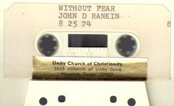 John Rankin Without Fear