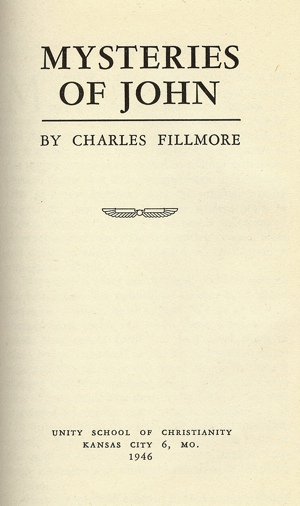 Cover of Mysteries of John