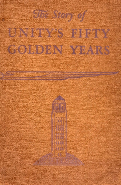 Unity's Fifty Golden Years Front Cover