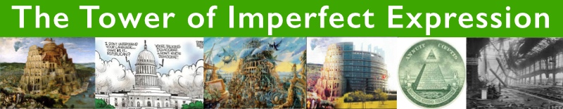 Tower of Babel and Imperfect Expression Banner