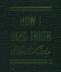 How I Used Truth book cover