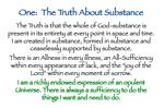 Spiritual Economics Study Cards