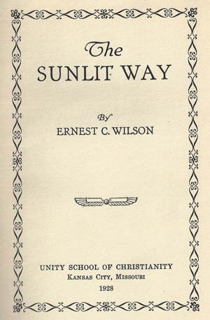 The Sunlit Way Cover