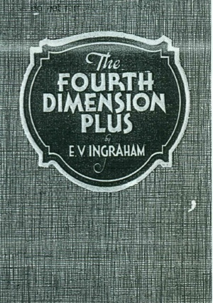 THE FOURTH DIMENSION PLUS Cover