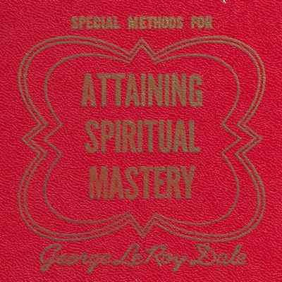 Attaining Spiritual Mastery Cover