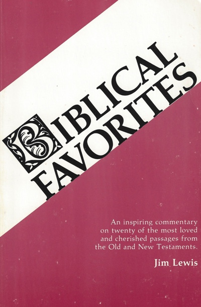 Biblical Favorites Cover